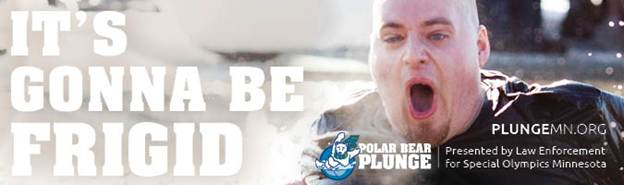 Polar Plunge 2013 - Please click to donate